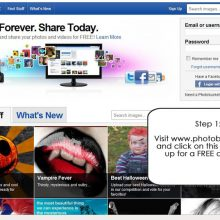 Tutorial: Setting up a Photobucket Account