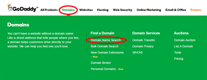 how to add a hyperlink in new godaddy website builder
