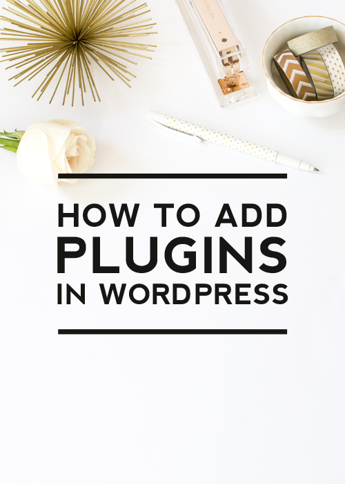 How to Add Plugins in WordPress Post cover