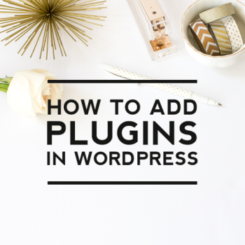 How to Add Plugins in WordPress