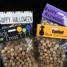 Halloween Bag Toppers | Free Printable
