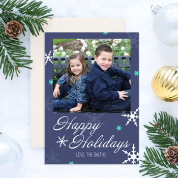Holiday Photo Card & Pixlr Video Tutorial