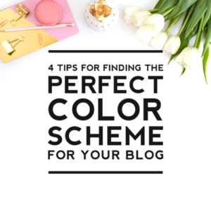 4 Tips for the Perfect Color Scheme That You Need to Know!