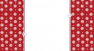 Flakes & Dots - Free Christmas Blogger Background