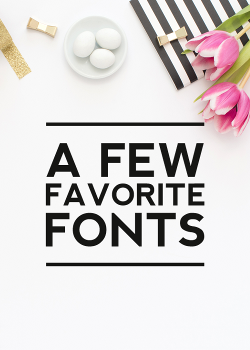 Best Trendy Fonts 2021 collection