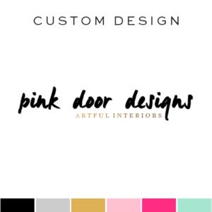 Featured Design | Pink Door Designs