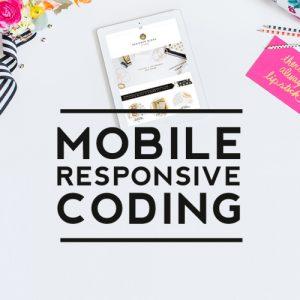 Mobile Responsive Coding