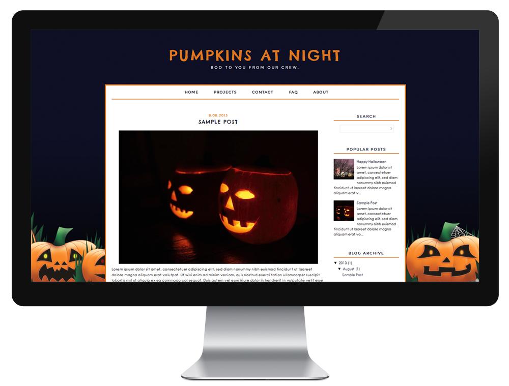 Pumpkin-Template