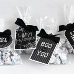 Printable | Halloween Tags