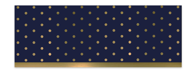 Pretty Polka Dots | Free Facebook Covers