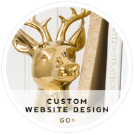 Custom Website Design.