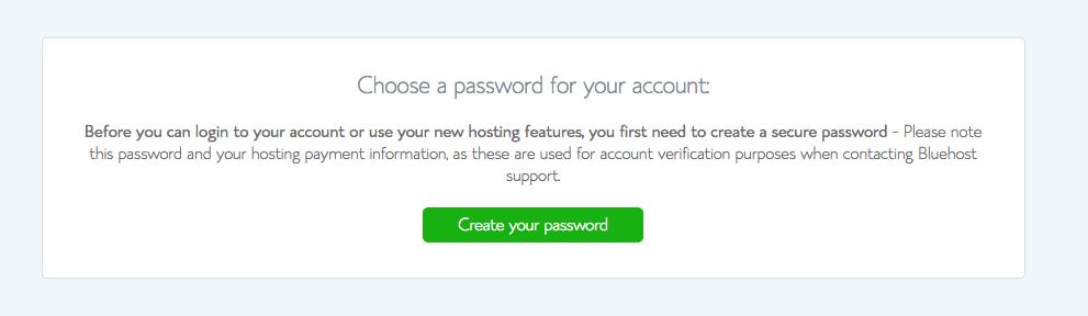 Choose a Password - Designer Blogs