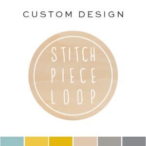 Featured Design | Stitch Piece Loop