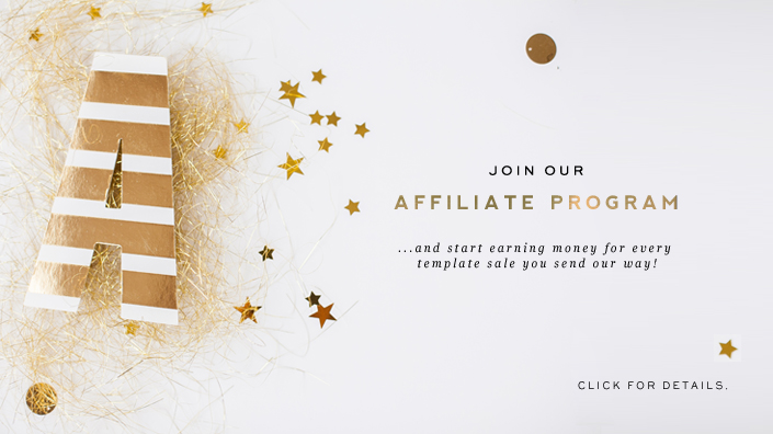 Just Launched | Designer Blogs Affiliate Program