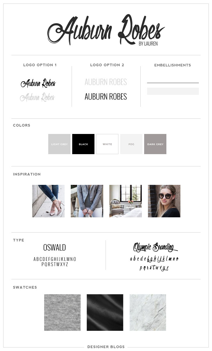 Featured Design | Auburn Rose