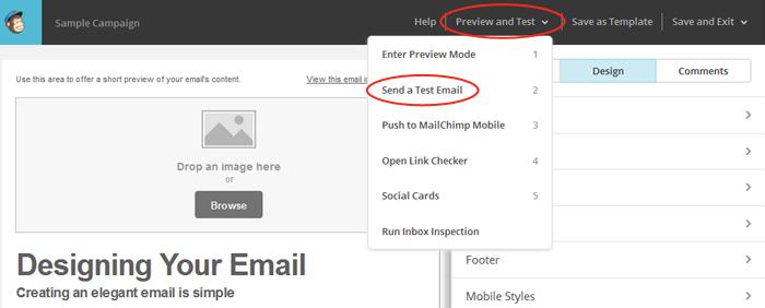 how to create an aconex mailing list