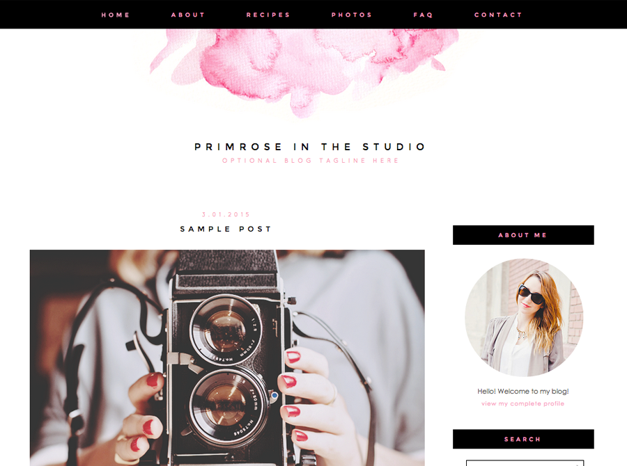Designer Blogs blogger templates | blog templates | designer blogs