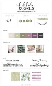 Featured Design | High Heels & Grills