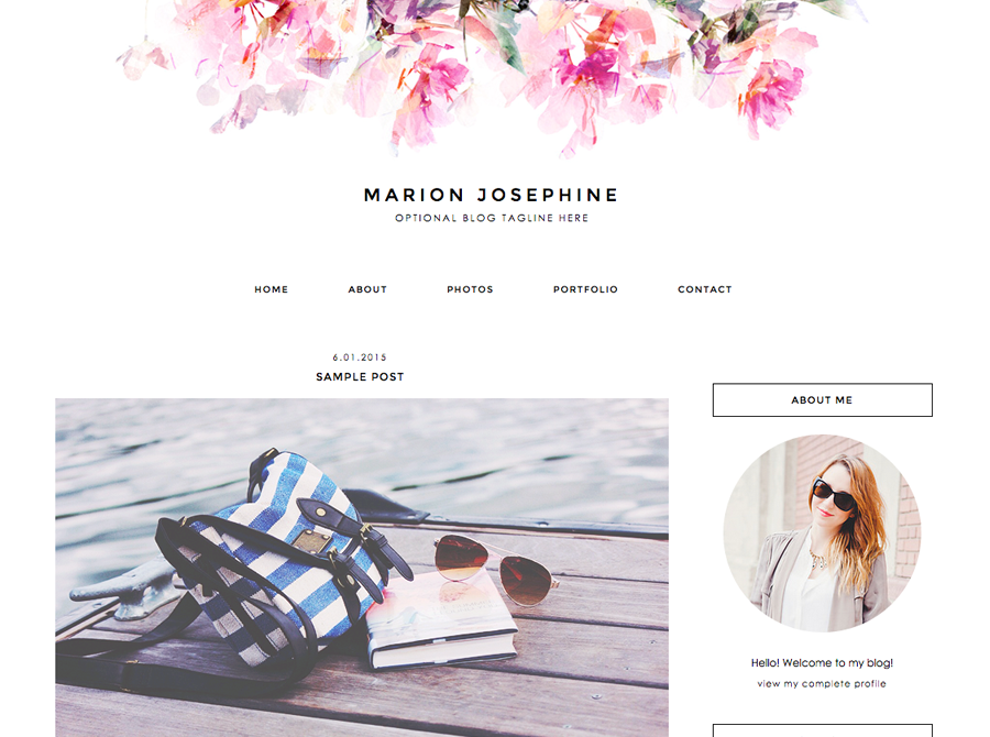Blogger Templates | Blog Templates | Designer Blogs