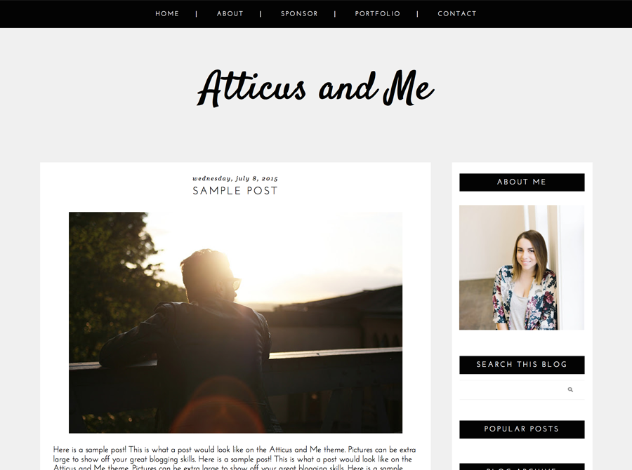 blogspot templates