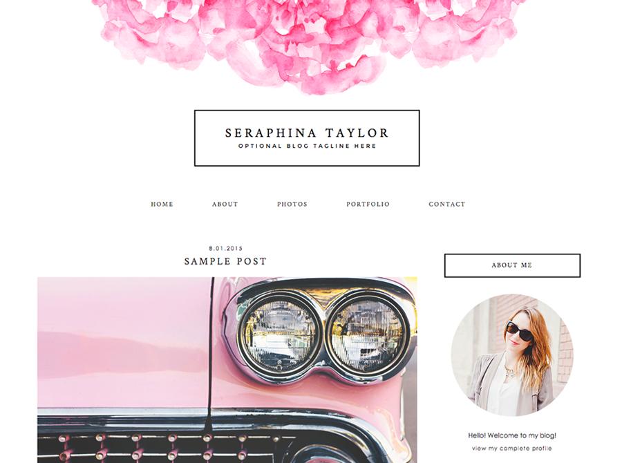 Blogger Templates | Blog Templates | Designer Blogs