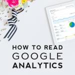 How to Read Google Analytics | Part I: The Basics