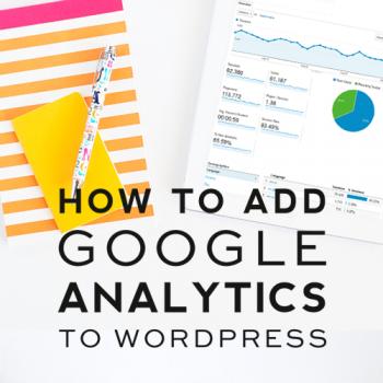 How to Install Google Analytics to WordPress