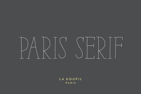 Paris Serif