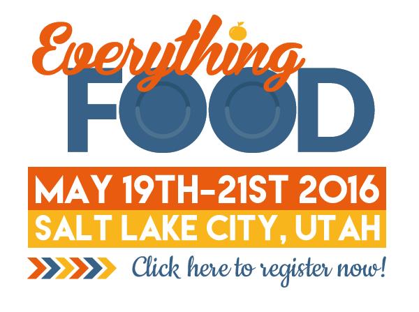 Food Blogging Conference