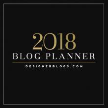 2018 Ultimate Blog Planner