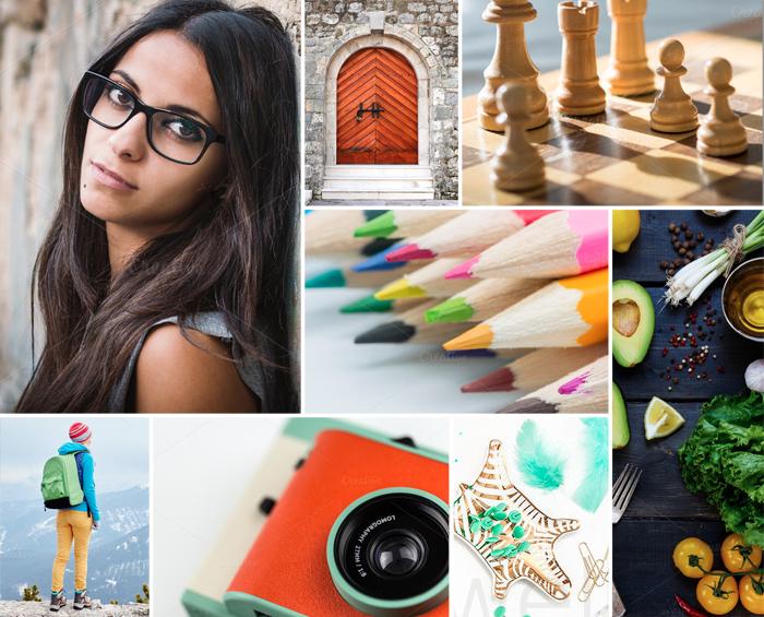 creative market photos