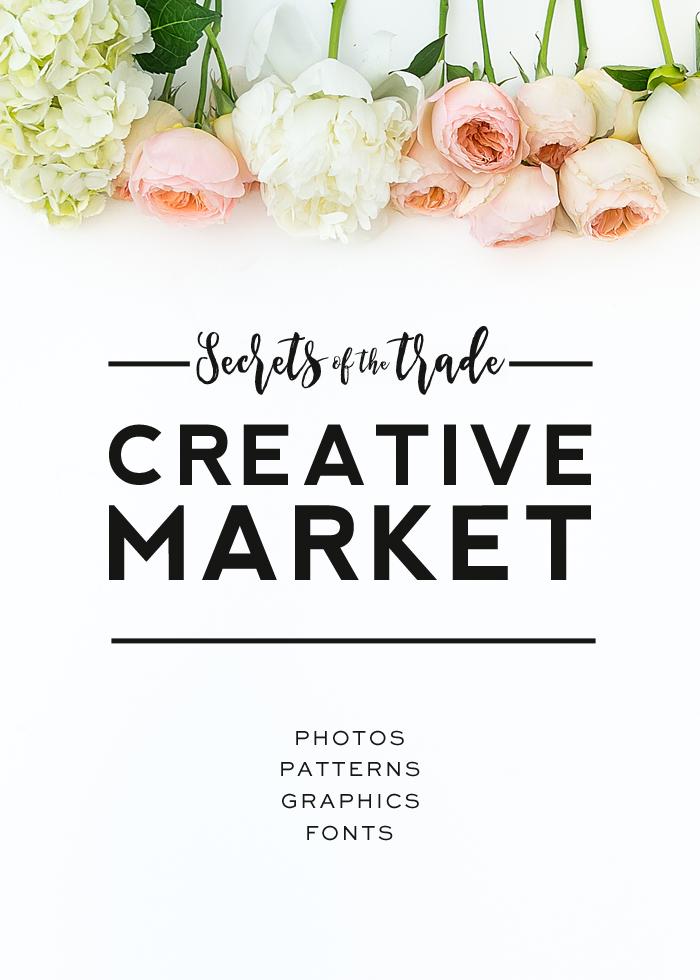 secrets of the trade: creative market
