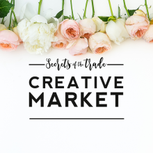 Secrets of the Trade | Creative Market