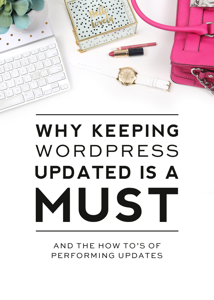 why keeping WordPress plugins updated is a must