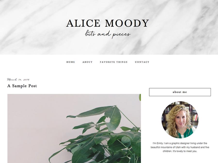 blogger templates