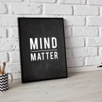 Mind Over Matter | Free Printable