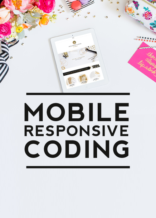 Mobile Responsive Coding