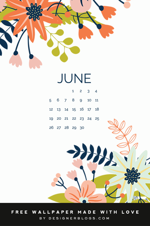 Free June Wallpaper
