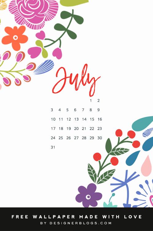 Free June Wallpaper