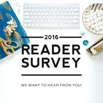2016 Reader Survey