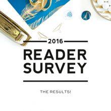 2016 Survey Results