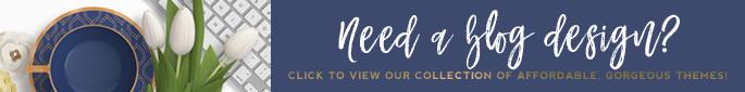 Premade Blog Themes - Designer Blogs