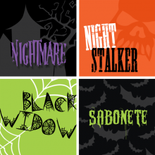 12 Favorite Free Halloween Fonts