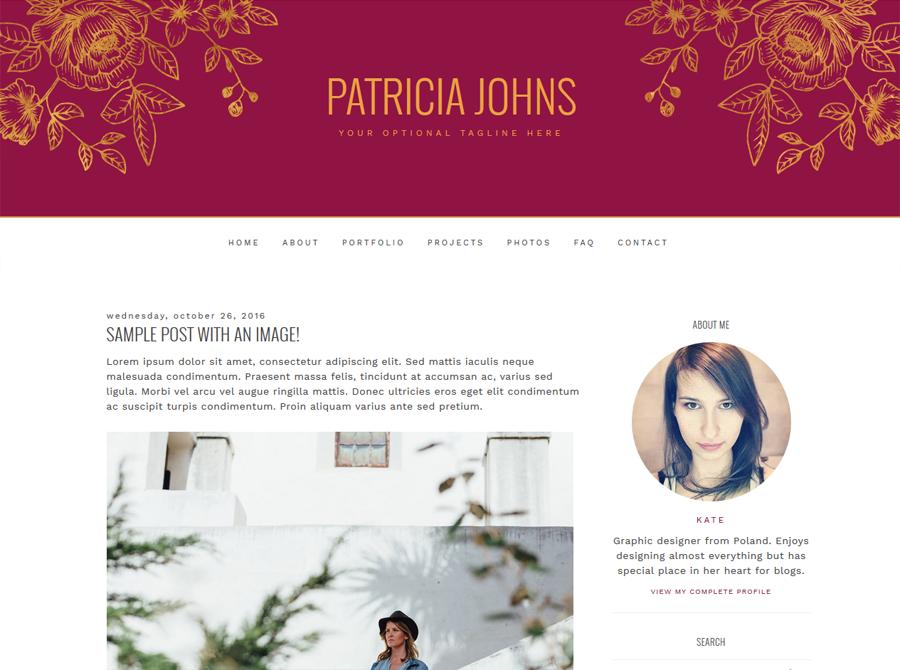 Patricia | by Kate