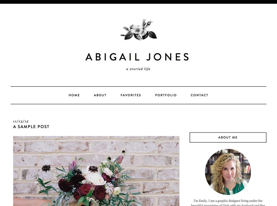 Abigail   by Emily