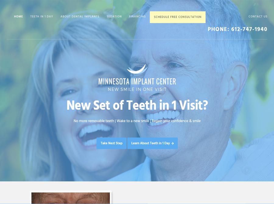 Minnesota Implant Center | by Kate