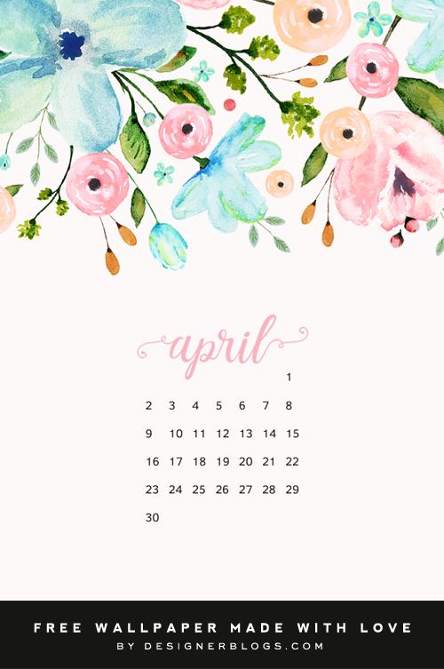 Free April Wallpaper