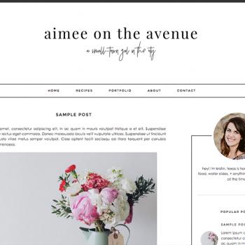 Aimee | by Kristin