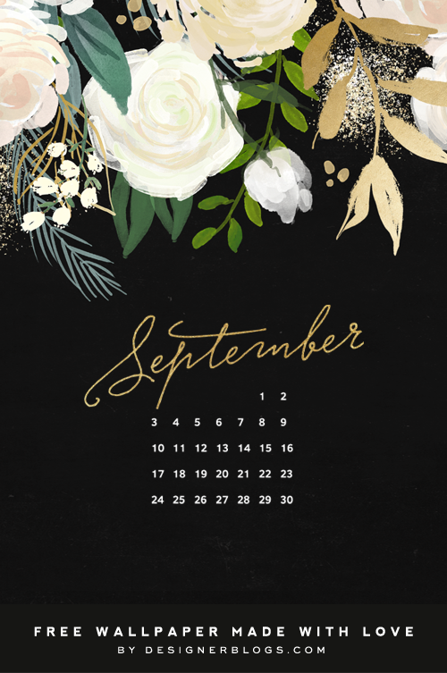 Free September Wallpaper
