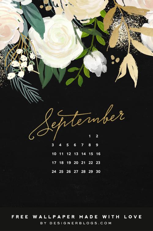 Free September Wallpaper